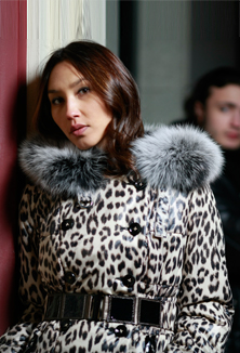 Anorak with fur - style 44