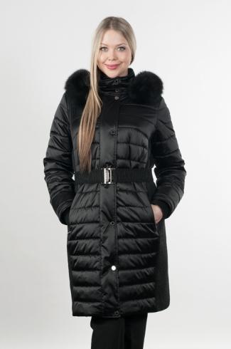 kabát s kožešinou/ model 603