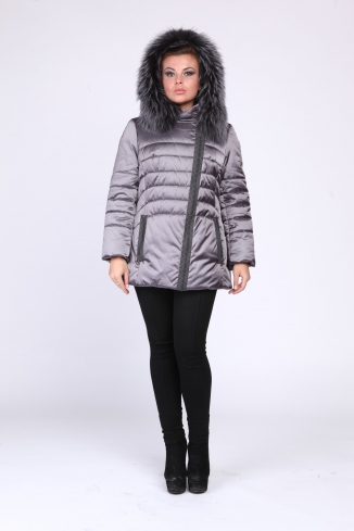 Anorak with fur - style 905