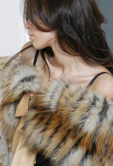fur boa - style 1041